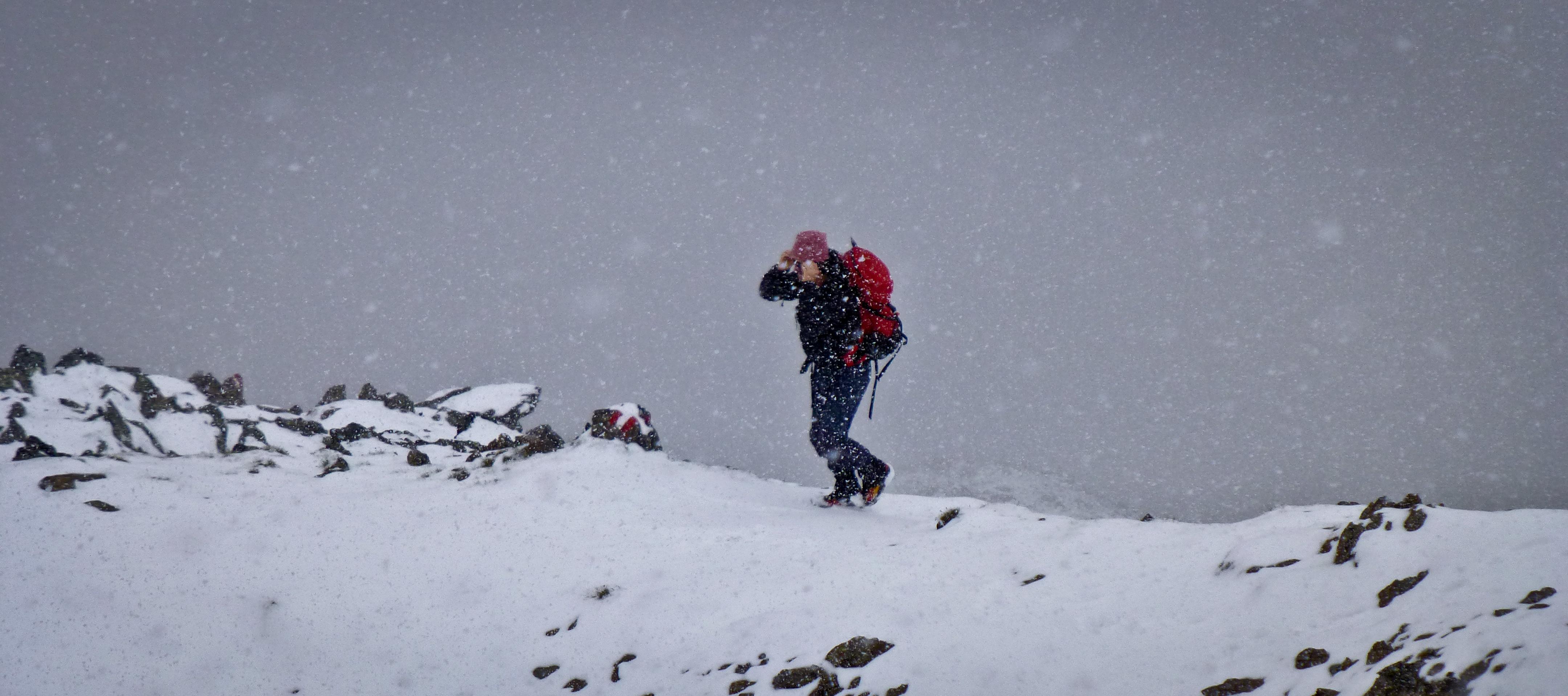 Hvordan ikke planlegge vinterturen