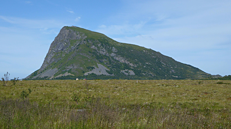 Hoven på Gimsøya