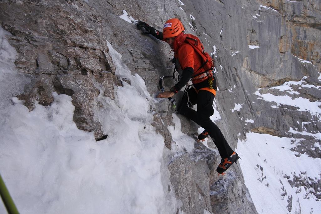 Ny rekord opp Eiger