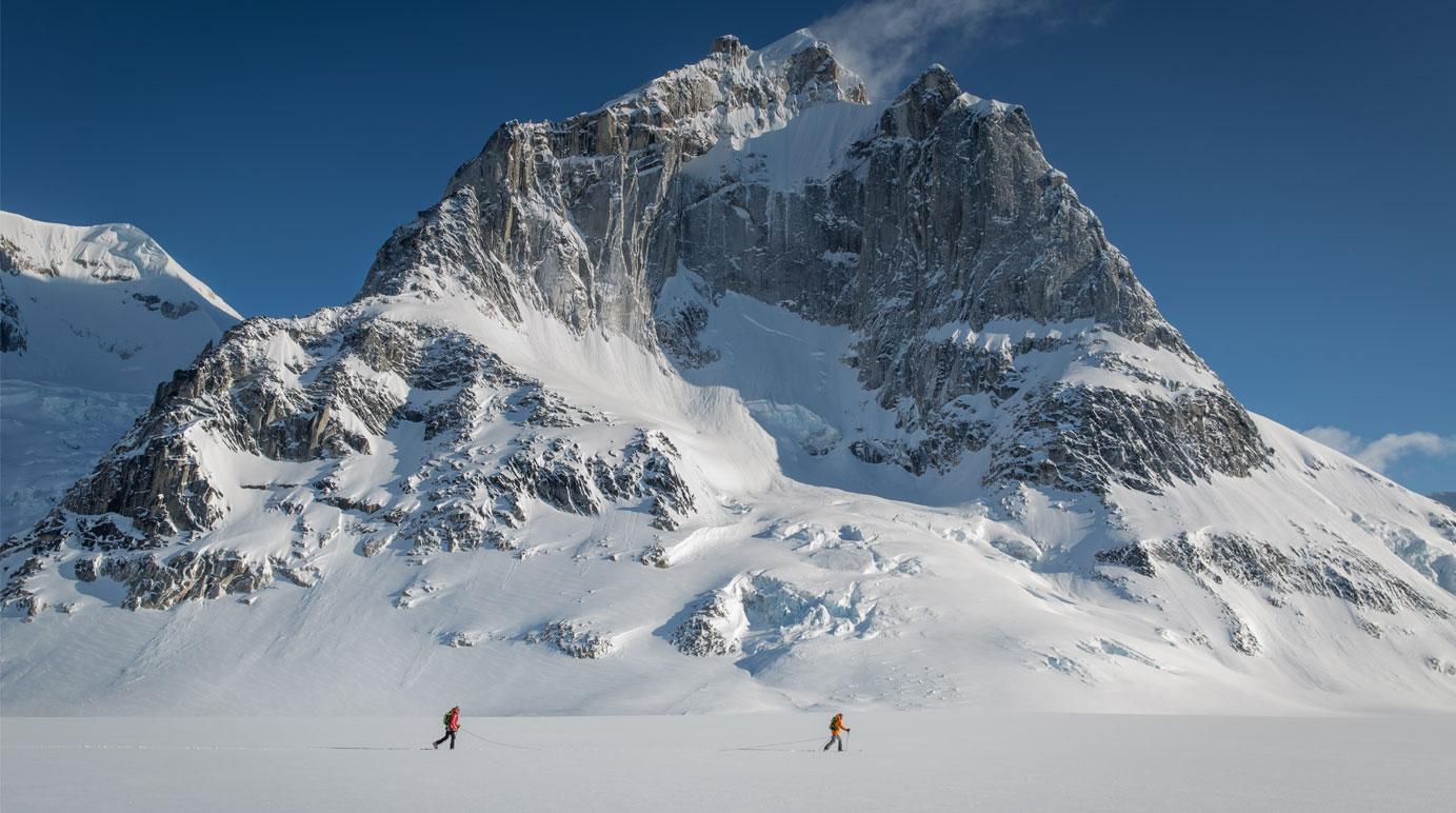 Citadel: Verdens første fjellfilmdokumentar i 4K