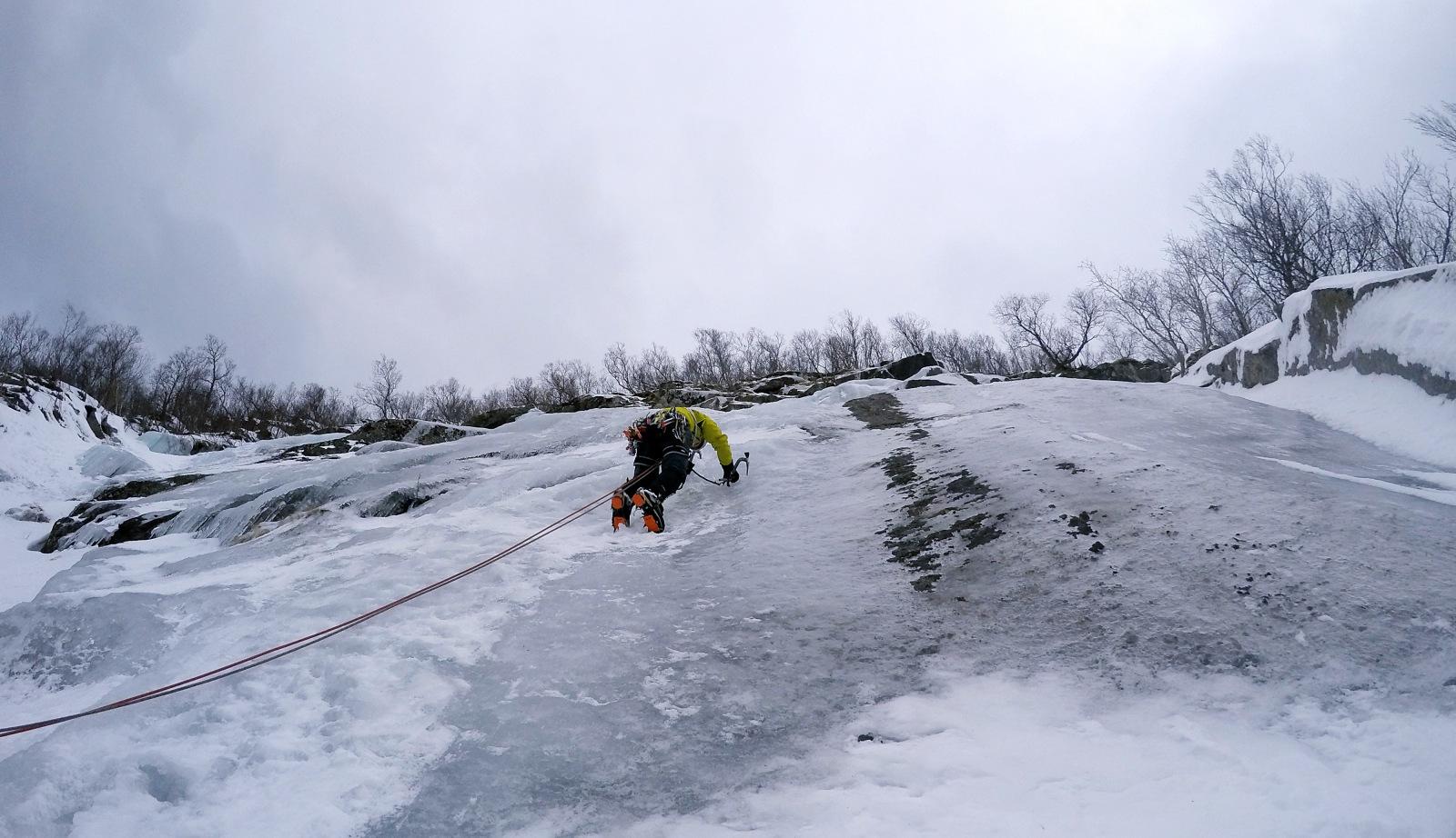 På tynn is i Vesterålen
