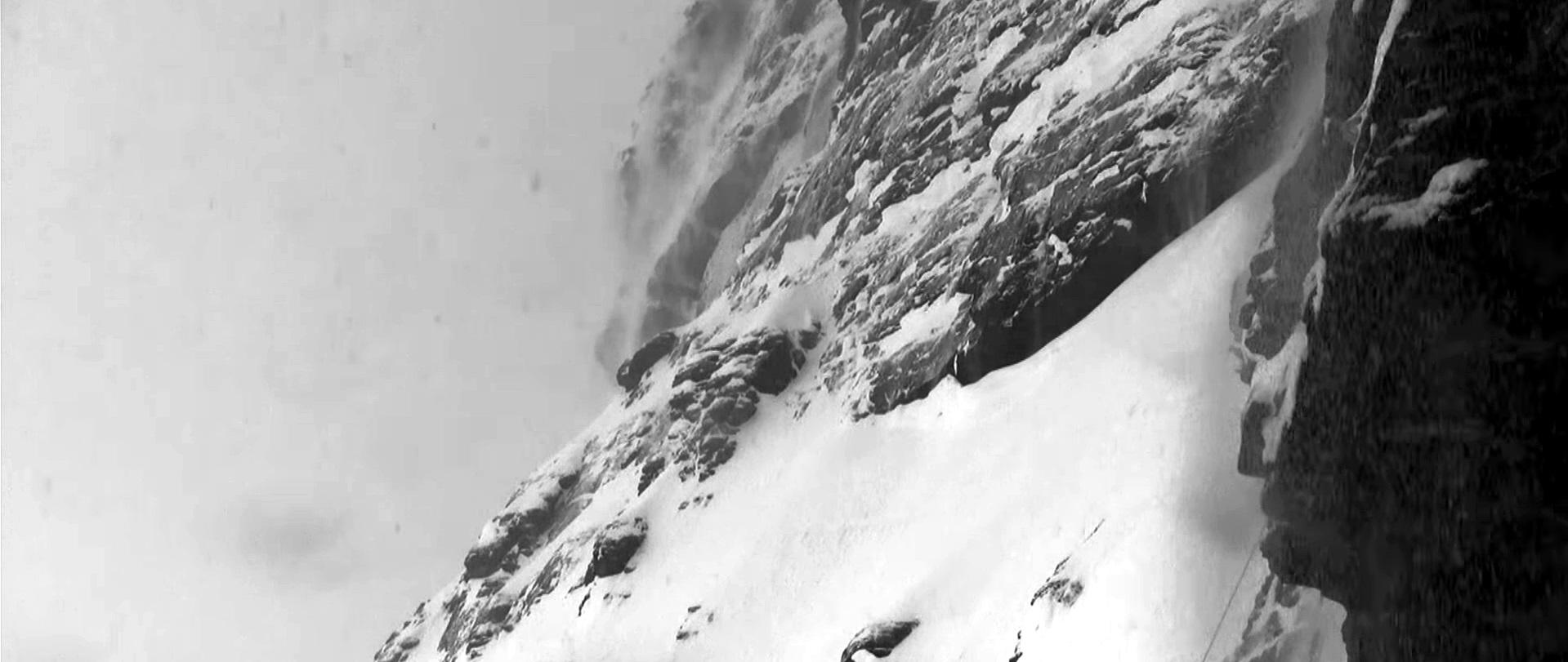 Andrebestigning av Metanoia på Eiger