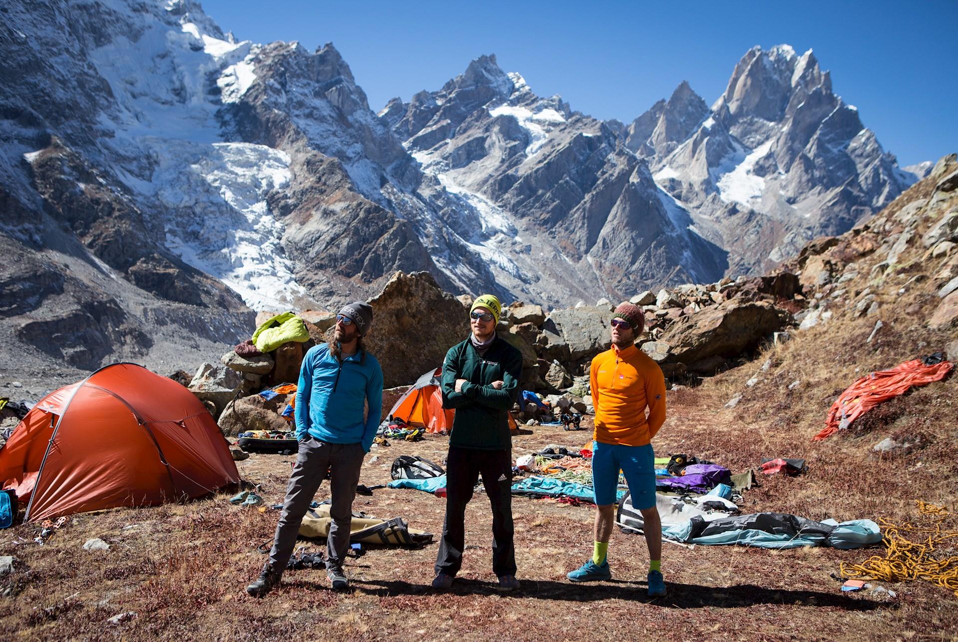 Ny rute på Cerro Kishtwar