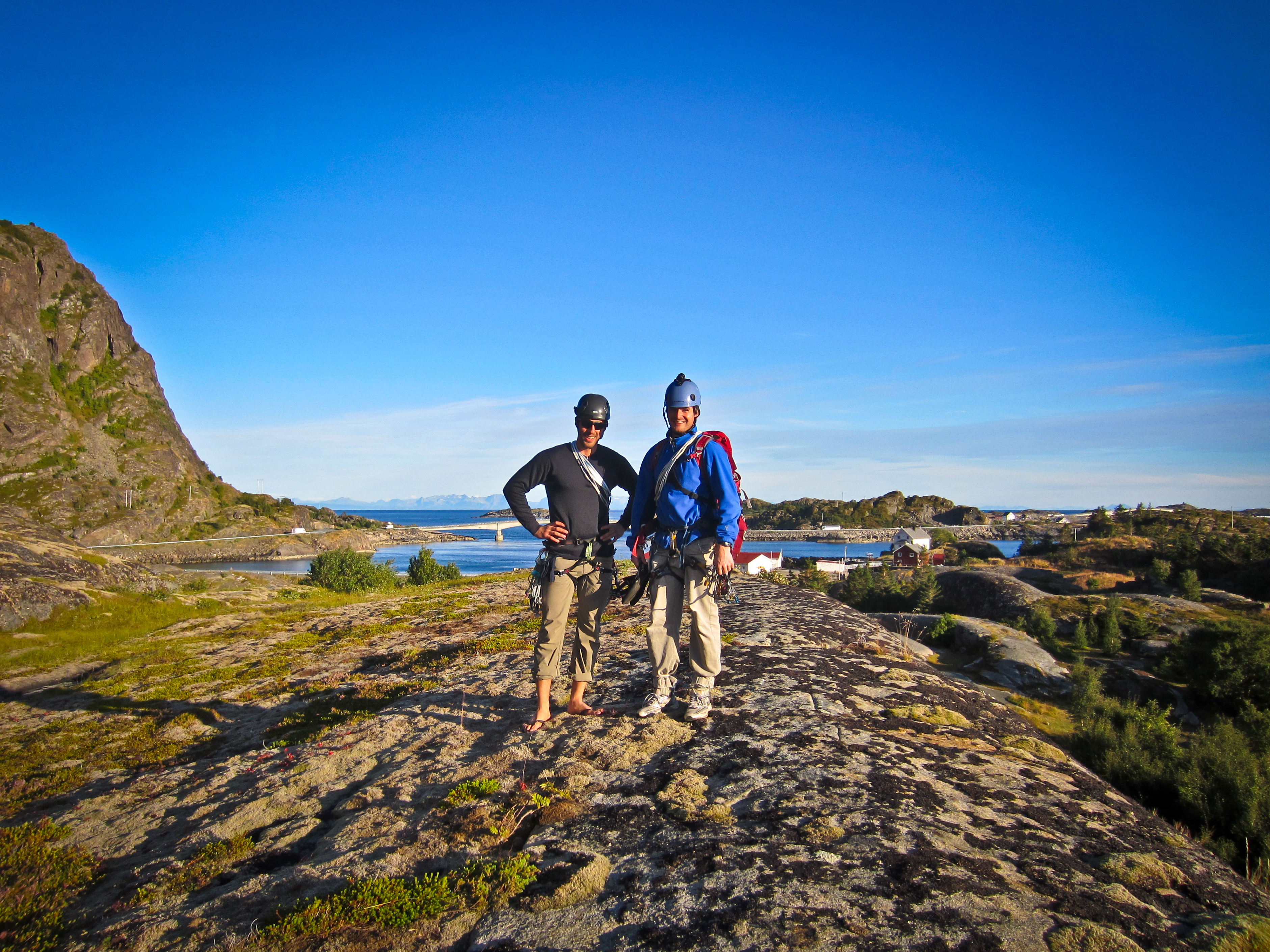 Lofoten 2011 – Daily dispatch – DAY 1