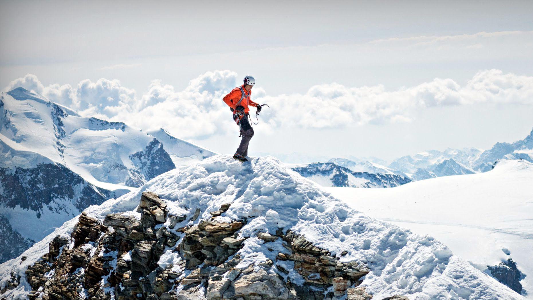 The Classic Alpinist – DEL 1