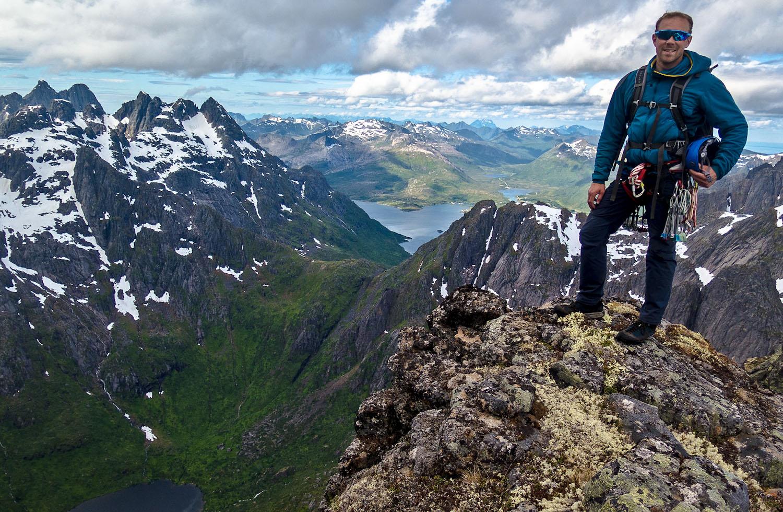 Norges vanskeligste fjell – Trakta