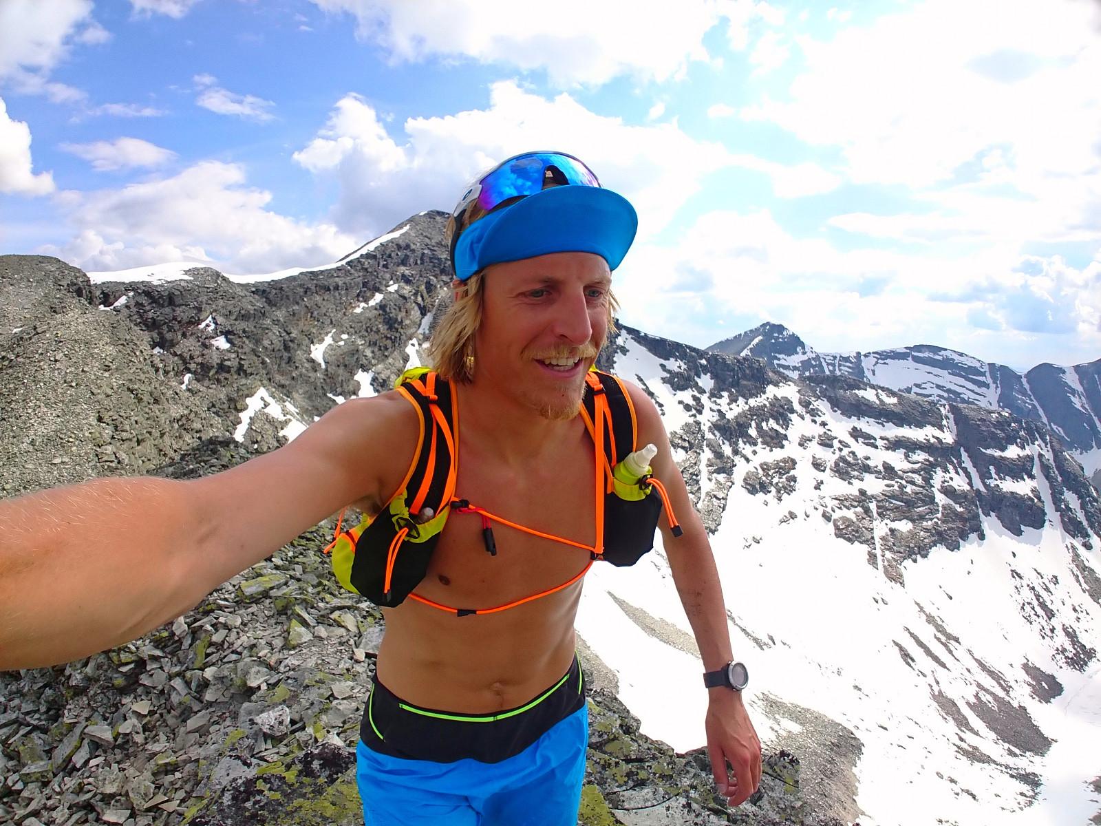 10 toppers maraton i Rondane