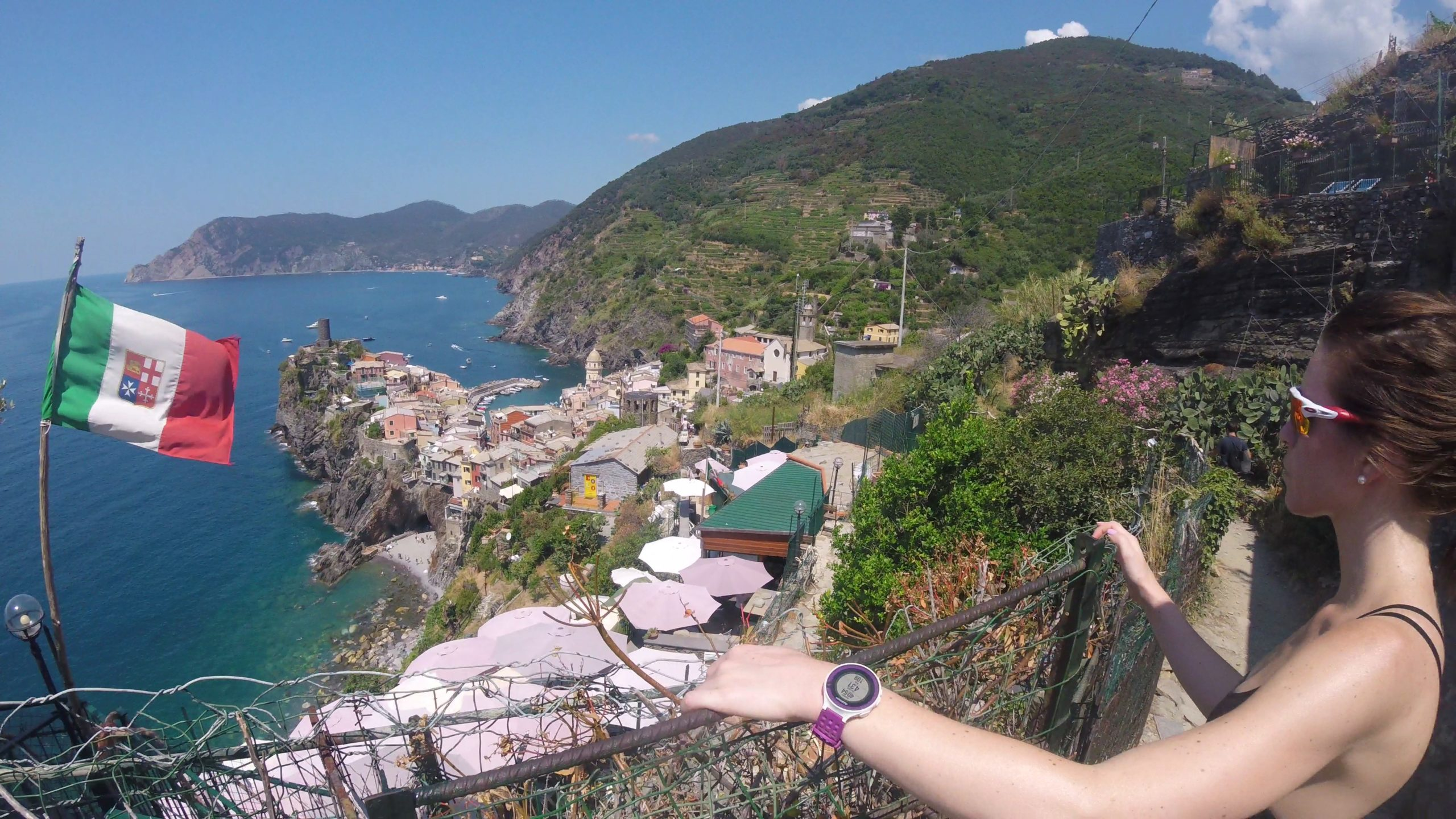 Cinque Terre – fra by til by